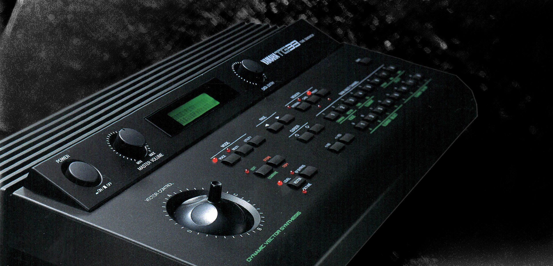 Yamaha SY22 (2x)