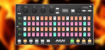 Test: Akai Fire, USB-Controller für FL Studio