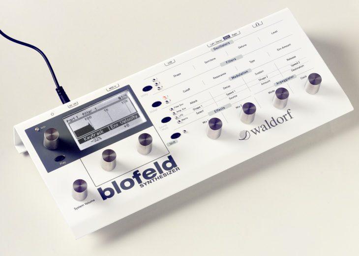 Waldorf Blofeld Wavetable Synthesizer
