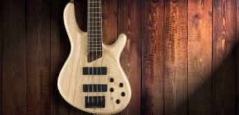 Test: Cort B4 Plus AS, E-Bass