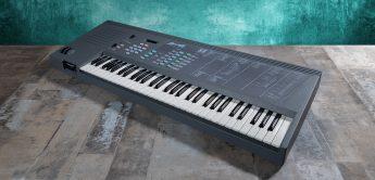 Blue Box: E-Mu Emax I, Sampler & Synthesizer (1986)