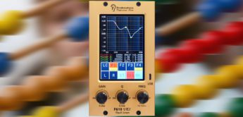 Test: Fredenstein F610 UE1, Equalizer