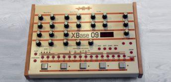 Jomox XBase09 – Nach wie vor ein super Drummie!