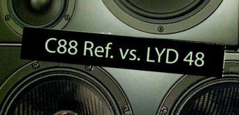 KSdigital vs. Dynaudio: Wie viel Monitor bekommt man für 2.500 Euro?
