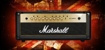 Test: Marshall MG100HFX Gold, Gitarrenverstärker