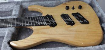 Test: Ormsby Hype GTR7, E-Gitarre