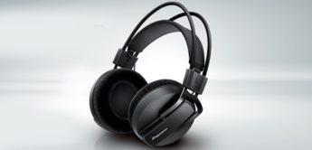 Test: Pioneer HRM-7, Kopfhörer