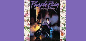 """Das erste Mal """"Purple Rain"""" von Prince"""