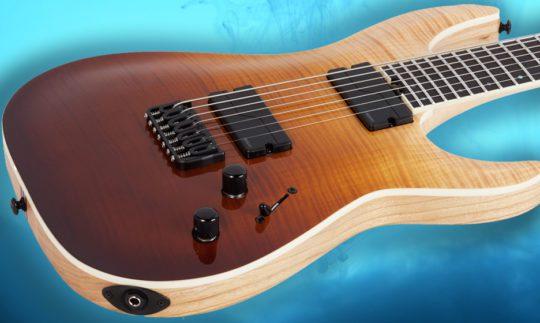 Test: Schecter C-7 SLS Elite AFB, E-Gitarre
