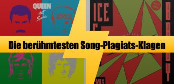 Die berühmtesten Song-Plagiats-Klagen