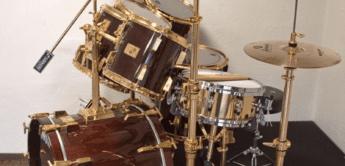Das teuerste Schlagzeug der Welt