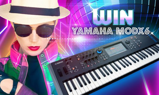 Gewinnspiel: YAMAHA MODX6