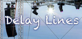 Workshop: Delay Lines bei Beschallung und Konzerten einstellen
