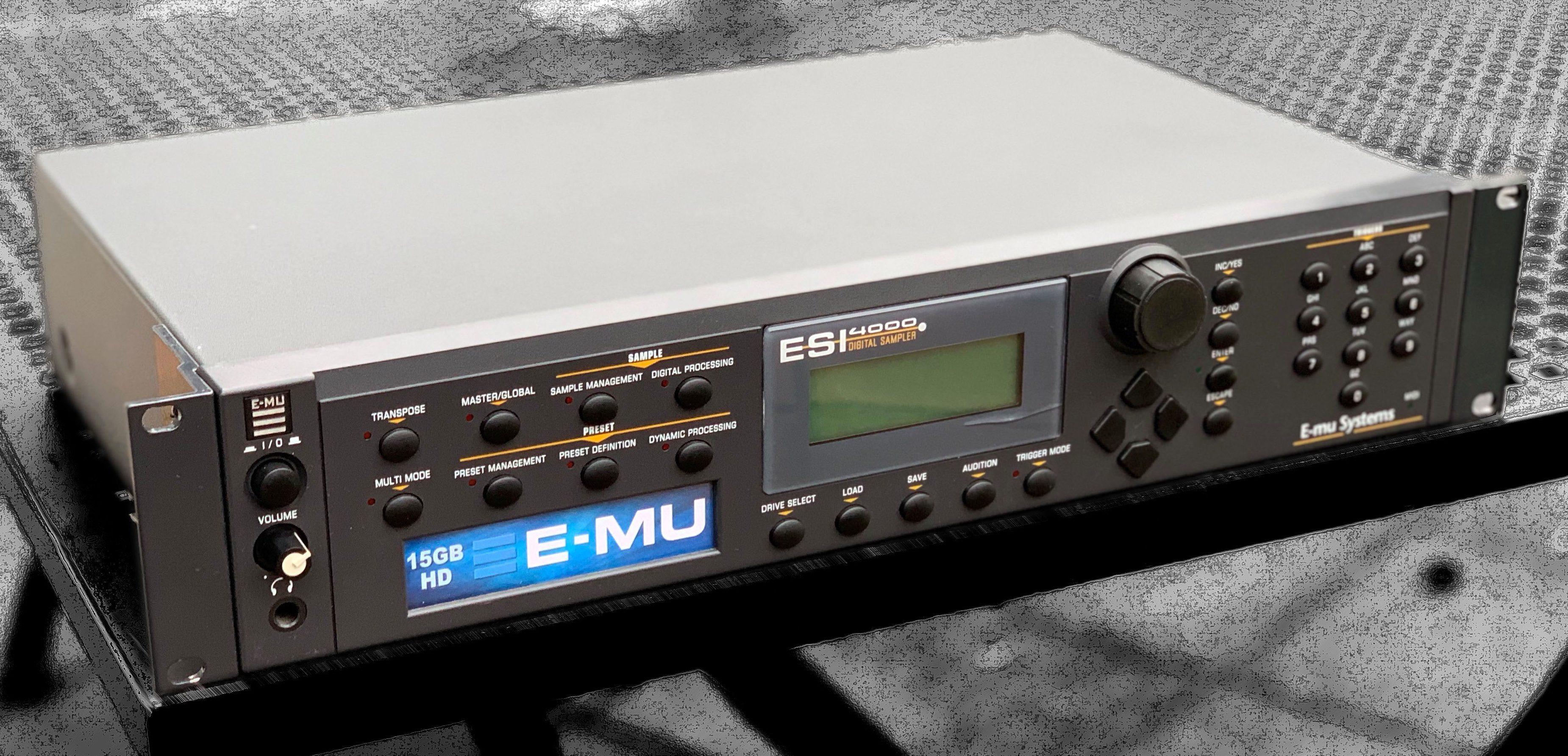 E-mu ESI 2000