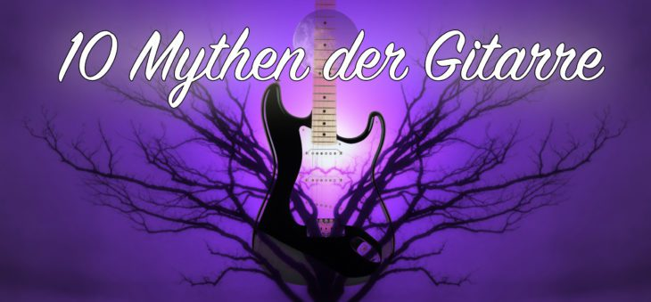 Geheimnisse für Gitarren-Einsteiger