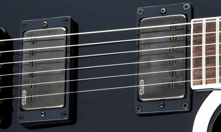 Jackson Marty Friedman MF-1 EMG