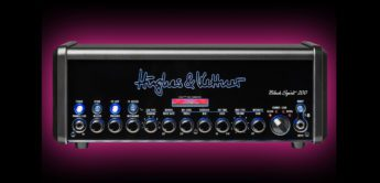 Test: Hughes & Kettner Black Spirit 200, Gitarrenverstärker