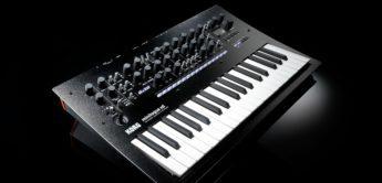 Der neue KORG Minilogue xd, Hybrid Synthesizer