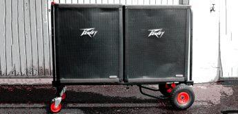Test: Millenium Go-Kart Truck XL, Transportwagen