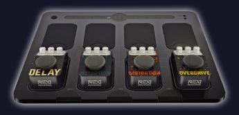 Test: Nexi Industries Blues Ultra Starter, Pedalboard