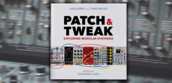 Buch: Patch & Tweak, Exploring Modular Synthesis