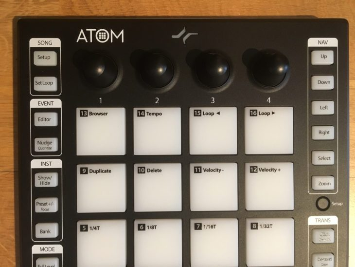 presonus atom