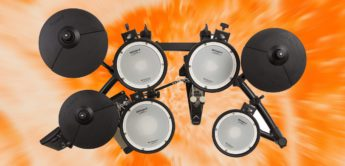 Test: Roland TD-1 DMK, E-Drum Set
