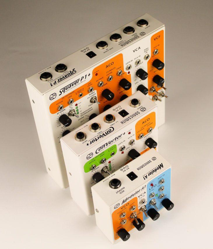 Sonicsmith-Synthesizer