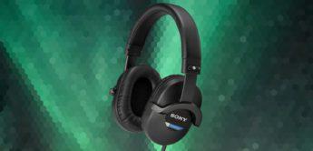 Test: Sony MDR-7510, Studiokopfhörer