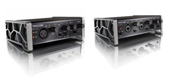 Test: Tascam US-1×2, US-2×2, Audiointerface