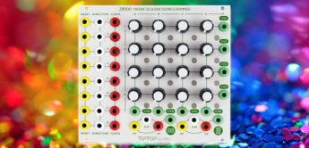 Test: Tiptop Audio Z8000, Eurorack Sequencer