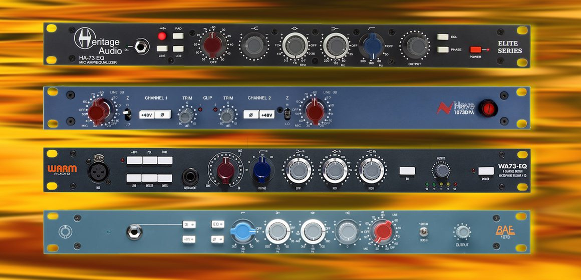 Vergleichstest: Heritage Audio HA-73 EQ ELITE, Warm Audio