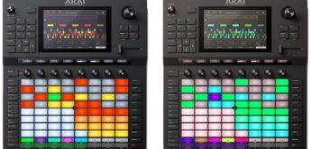 NAMM 2019: Akai Force ist eine Standalone Beat-Machine