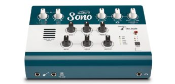 NAMM News 2019: Audient Sono, Gitarreninterface