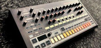 NAMM 2019: Behringer RD-808, der TR-808 Analog-Klon