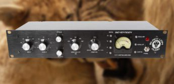 Test: Black Lion Audio Seventeen, Kompressor