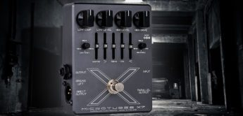 Test: Darkglass Microtubes X7, Bass Verzerrerpedal