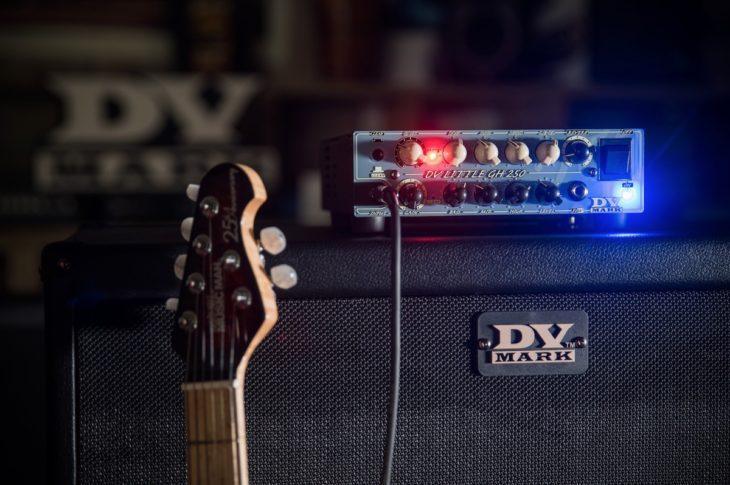 DV Mark Little GH 250 dark