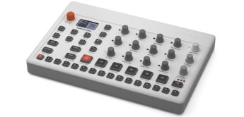 NAMM 2019:  Elektron nun mit Model:Samples Groovebox am Start