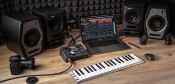NAMM News 2019: Fluid Audio FX50, FX80, Koaxiale Studiomonitore