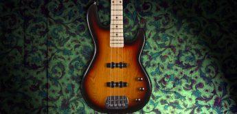 Test: G&L Tribute JB-2, E-Bass