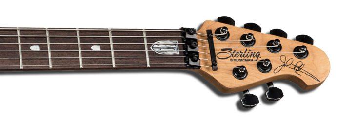 John Petrucci JP160 Headstock