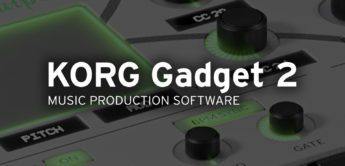 NAMM News 2019: Korg Gadget 2, Music Production Software