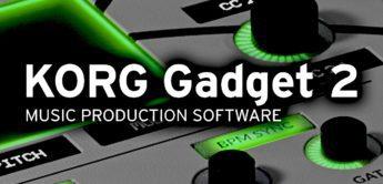 NAMM 2019: Korg Gadget 2 für Windows & Mac