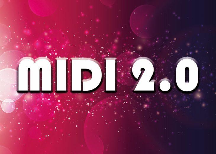 Alle Informationen zum MIDI 2.0 Standard