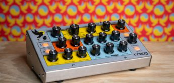 Test: Moog Sirin monophoner Analog-Synthesizer