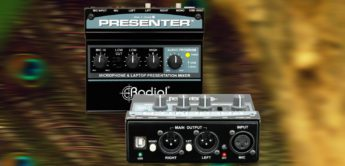 Test: Radial Engineering Presenter, Kompakt-Mischpult