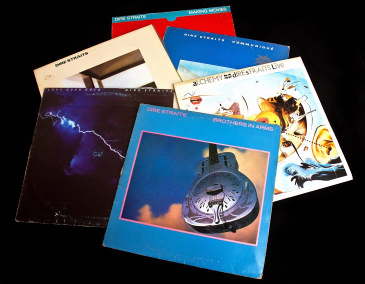 Making of: Dire Straits - Brothers in Arms