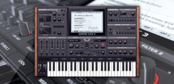 Test: Synapse Audio Dune 3, Software-Synthesizer