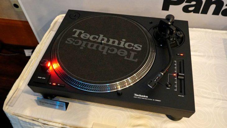 Technics SL-1210MK7